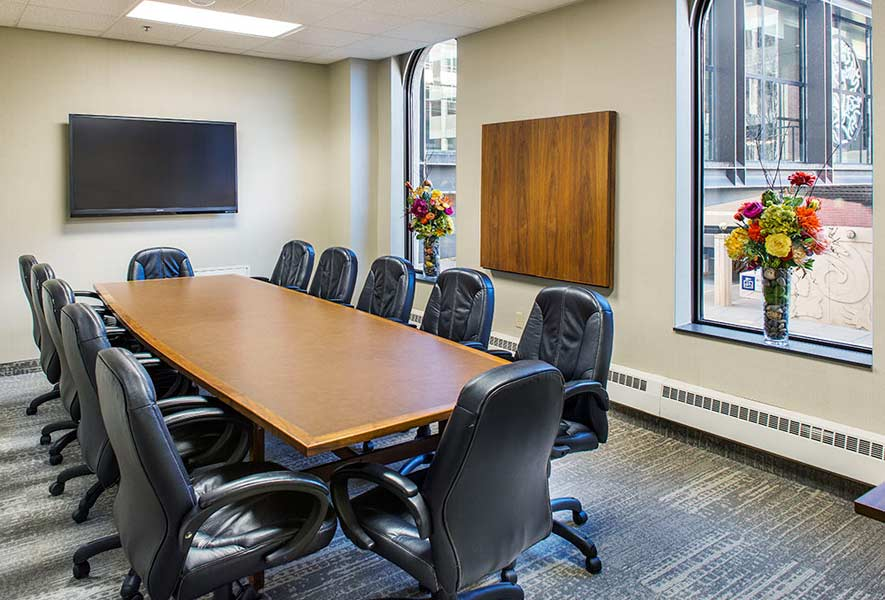 Conference rooms available to use