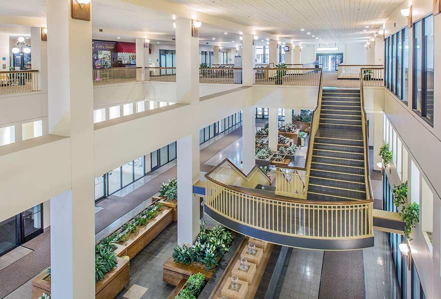 Golden Rule Building interior